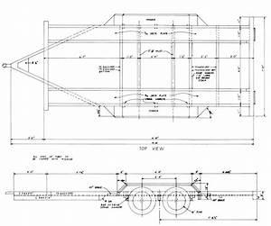 Utility Trailer Plans Car Hauler Truck Horse Farm How To