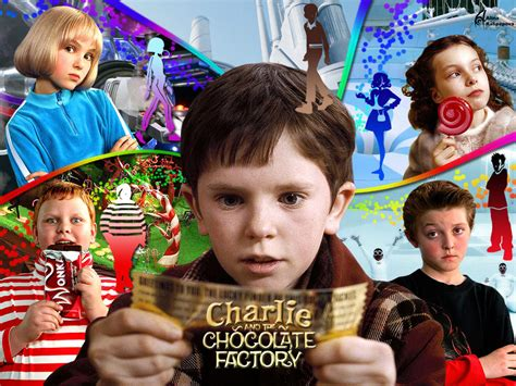 charlie   chocolate factory movies wallpaper