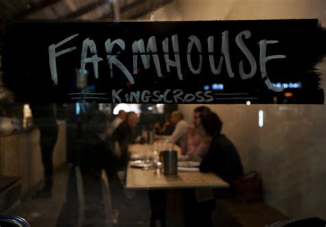 Farmhouse Kings Cross   Broadsheet