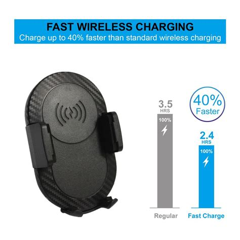 induktive ladestation auto qi auto induktive ladestation wireless charger universal f 252 r samsung s8 iphone x ebay