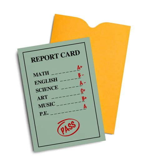 report card stock  pictures royalty  images
