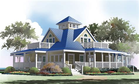 cottage house plan island cottage crawlspace foundation 2058 sf southern