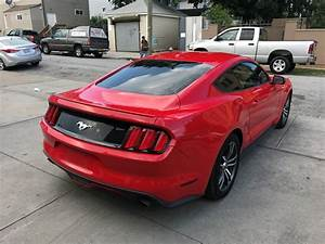 Used 2015 Ford Mustang EcoBoost Premium Coupe $18,990.00