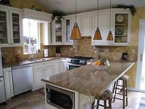 modeles de cuisine avec ilot central cuisine avec faades With modele cuisine avec ilot central
