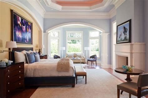 chambre luxueuse de luxueuses chambres traditionnelles pour votre maison