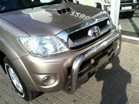 2011 toyota hilux 3 0 d4d cab 4x2 auto for sale on auto trader south africa