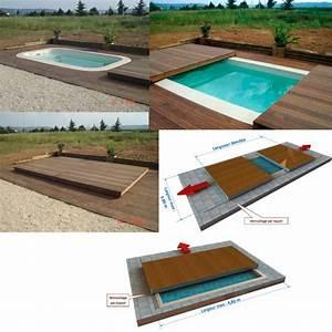 terrasse mobile stilys ec39 creation hydro sud With piscine sous terrasse amovible 1 la terrasse mobile de piscine notre avis