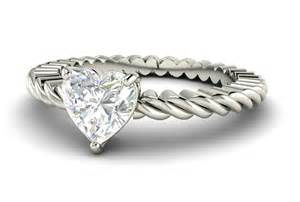 shaped wedding rings engagement rings shaped wedding rings for