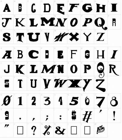 Font Gun Ranch Dude Fonts Character Fontmeme