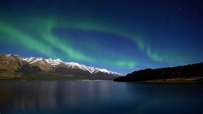Widescreen Wallpapers Mountains Wallpapersafari Aurora Tiger