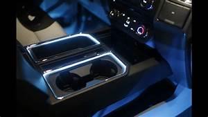 2015  F150 Cup Holder Light Kit Install F150leds Com