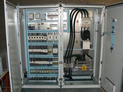Armoire Electrique Industriel Pdf  Goulotte Protection