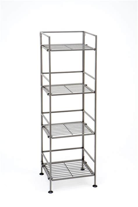 seville classics  tier iron folding shelf walmart canada