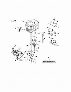 Craftsman Gt5000 Garden Tractor Parts