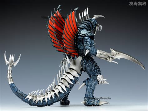 S.h. Monsterarts Gigan 2004 Action Figure