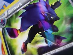 Shiny Zoroark Card Prepare for your next destiny  pkmncollectors  Shiny Zoroark Card