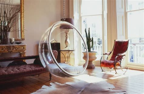 Sedia Uovo Sospesa Ikea : Clear Hanging Chair For Indoor And Outdoor