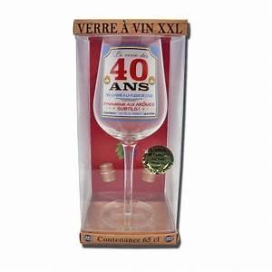 Verre à Vin Géant : verre vin g ant 40 ans ~ Teatrodelosmanantiales.com Idées de Décoration