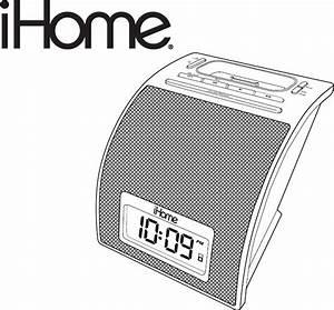 Ihome Clock Radio Ip11 User Guide