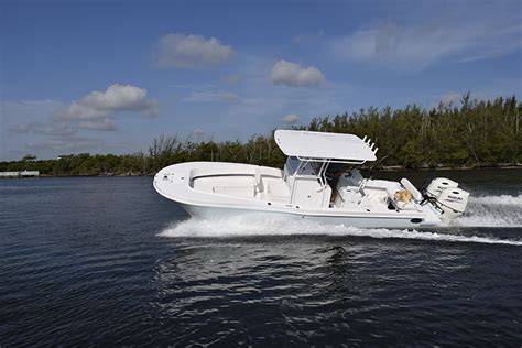 Offshore Fishing Boat Build by Dusky Marine Custom Built Offshore Shallow Water
