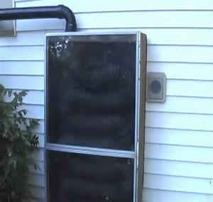 DIY Homemade Solar Furnace - Homestead & Survival