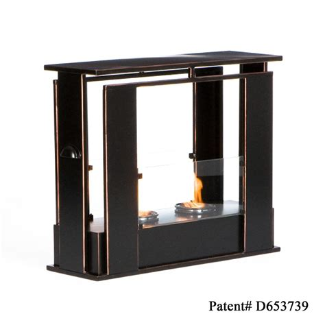 portable indoor fireplace sei portable indoor outdoor fireplace kitchen
