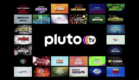 Also, although you can't recover past broadcasts, you can start watching a program from the beginning. Pluto TV   La Plataforma De Televisión En Directo Gratuita