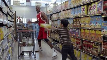 Geico Mutombo Commercial Dikembe Happier Blocking Than