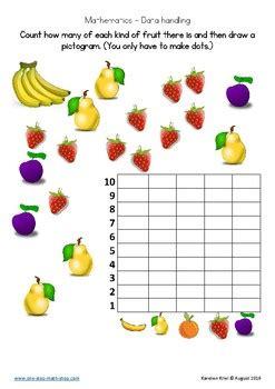 data handling bar graph grade 1 by karelien s one stop
