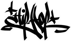 """Hip-Hop (Graffiti)"" Stickers by raneman Redbubble"