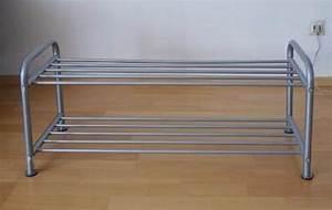 Schuhregal Aus Metall : schuhregal metall kaufen gebraucht und g nstig ~ Whattoseeinmadrid.com Haus und Dekorationen
