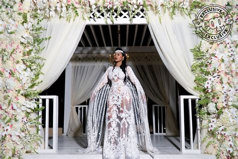 waka flocka  tammy rivera renew  vows  mexico