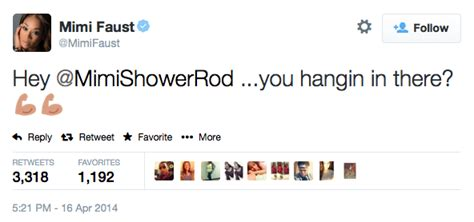 Shower Rod Meme - mimi faust to shower rod you hangin in there the hollywood gossip