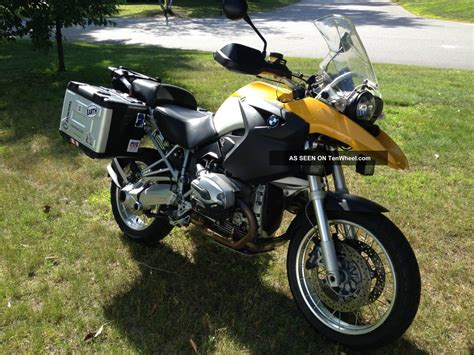 2005 Bmw R1200gs Adventure Touring Motorcycle