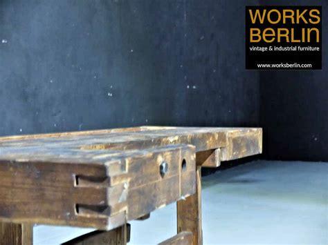 Holz Werkbank Alt by Sale Alte Hobelbank Aus Holz Restaurierte Werkbank Als