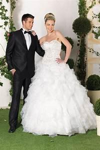 robe de mariee point mariage 2013 collection princesse With modele de robe de princesse