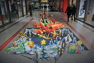 Herold Center - Germany - 3D-Streetpainting by Remko van ...
