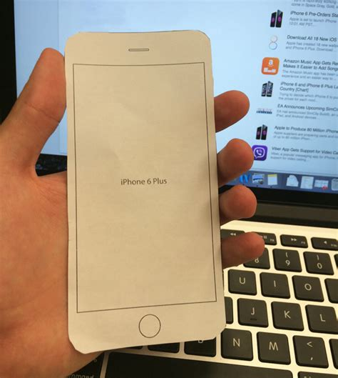 how to print something from your iphone ios news iphone iphone 6 or iphone 6 plus printed