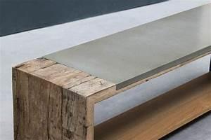 Möbel Aus Beton : beton m bel beton concrete classic home design ~ Michelbontemps.com Haus und Dekorationen