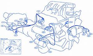 Nissan Xterra 2004 Front Wiring Electrical Circuit Wiring