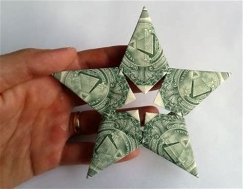 fold dollar into christmas tree 1000 ideas about money origami tutorial on folding money dollar origami and