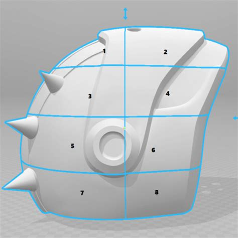 printer templates rust lord helmet fortnite cults