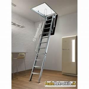 Escalier Escamotable Grenier : trappe escalier ~ Melissatoandfro.com Idées de Décoration