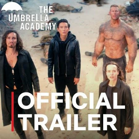 THE UMBRELLA ACADEMY: Trailer Oficial da Season 2 – Mundo ...