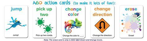 Ago Efl Card Gamejapanese