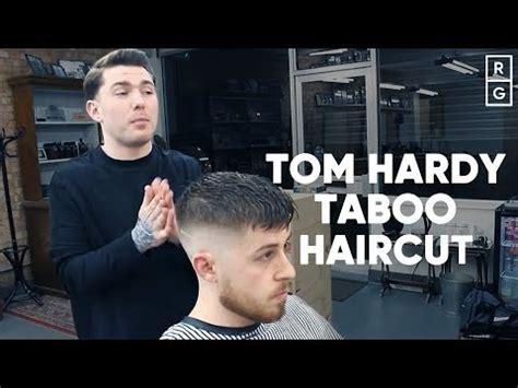tom hardy taboo hair     haircut beard
