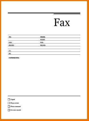 facsimile template  yahoo image search results fax