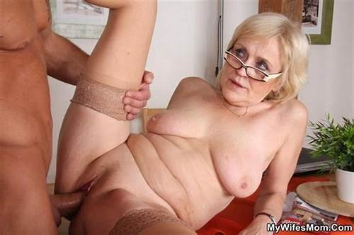 Spunky Old Thieves Having Their #Horny #Dude #Seduces #His #Mother