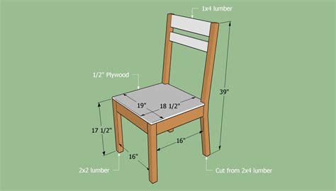 Woodwork Simple Wooden Chair Plans Pdf Plans