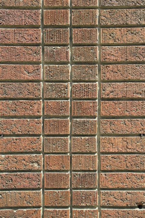 Brick Texture Small Large Rough Surface Wall Photo